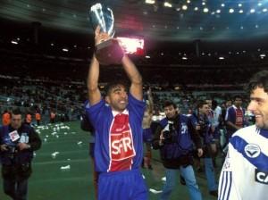 Avec la Coupe de la Ligue 1998