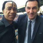 Avec M. Bossis, France/Cameroun, 30/05/2016 à Nantes