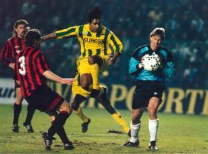 Nantes / Lerverkusen - 14/03/1995