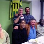 avec M. Leveillé et Pascal Loko