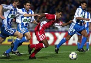 La Corogne / Montpellier - 1999