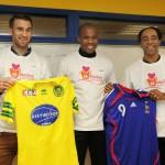 L. Deaux, F. Pancrate et Pat, Un maillot pour la vie - 2013