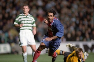 But face au Celtic - 11/1995