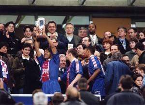 Avec la Coupe de la Ligue 98