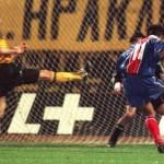 AEK Athènes - 1997 (photo : Christian Gavelle - PSG)