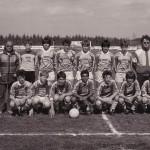Les J3 Amilly en 1984/1985 entraînés par Jef Laurent