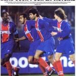 UNE de l'Équipe - 8 mai 1996