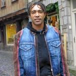 Patrice à Vannes en 2009